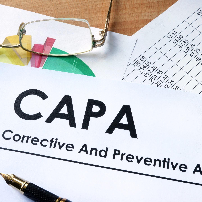 CAPA document