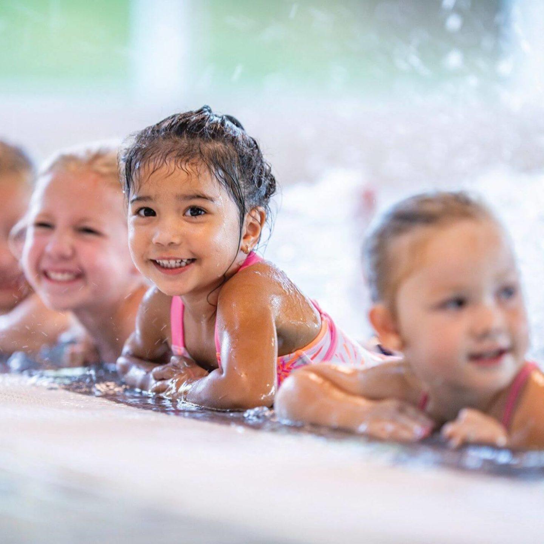 Children playing in pool - Hidden Dangers of Pool Drains | NSF International