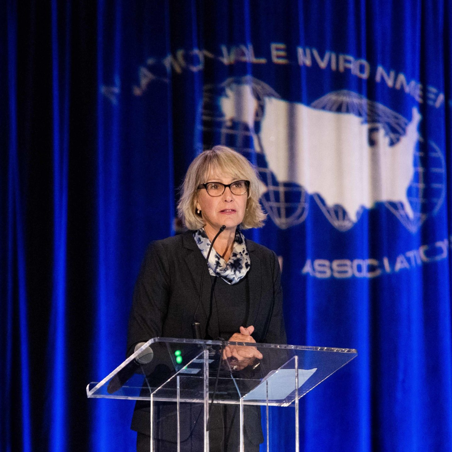 Dr. Michèle Prévost presents at the 2019 Legionella Conference held in Los Angeles