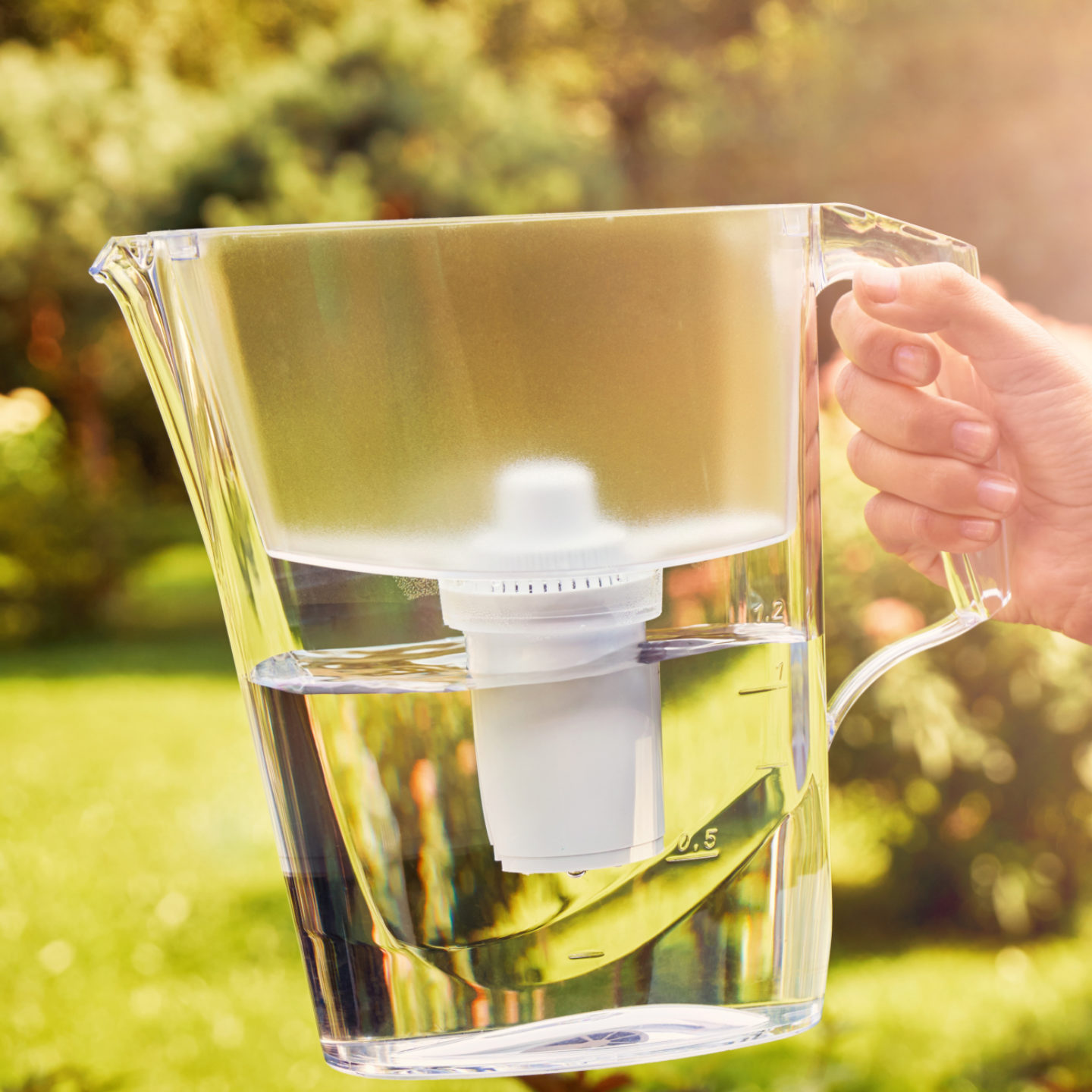 Water pitcher with filter | NSF International