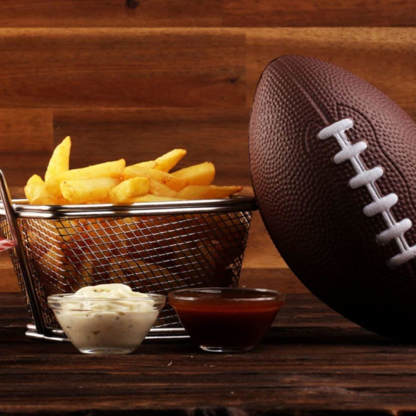 Wings, fries, and football - Guacamole, Chicken Wings, and Food Poisoning