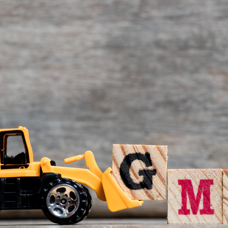 GMP building blocks