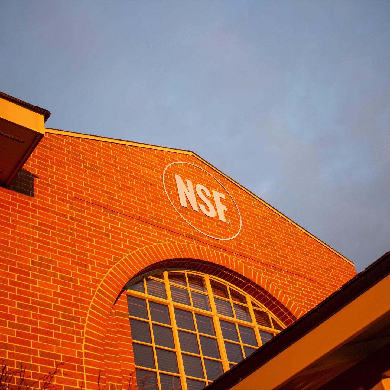 NSF headquarters building