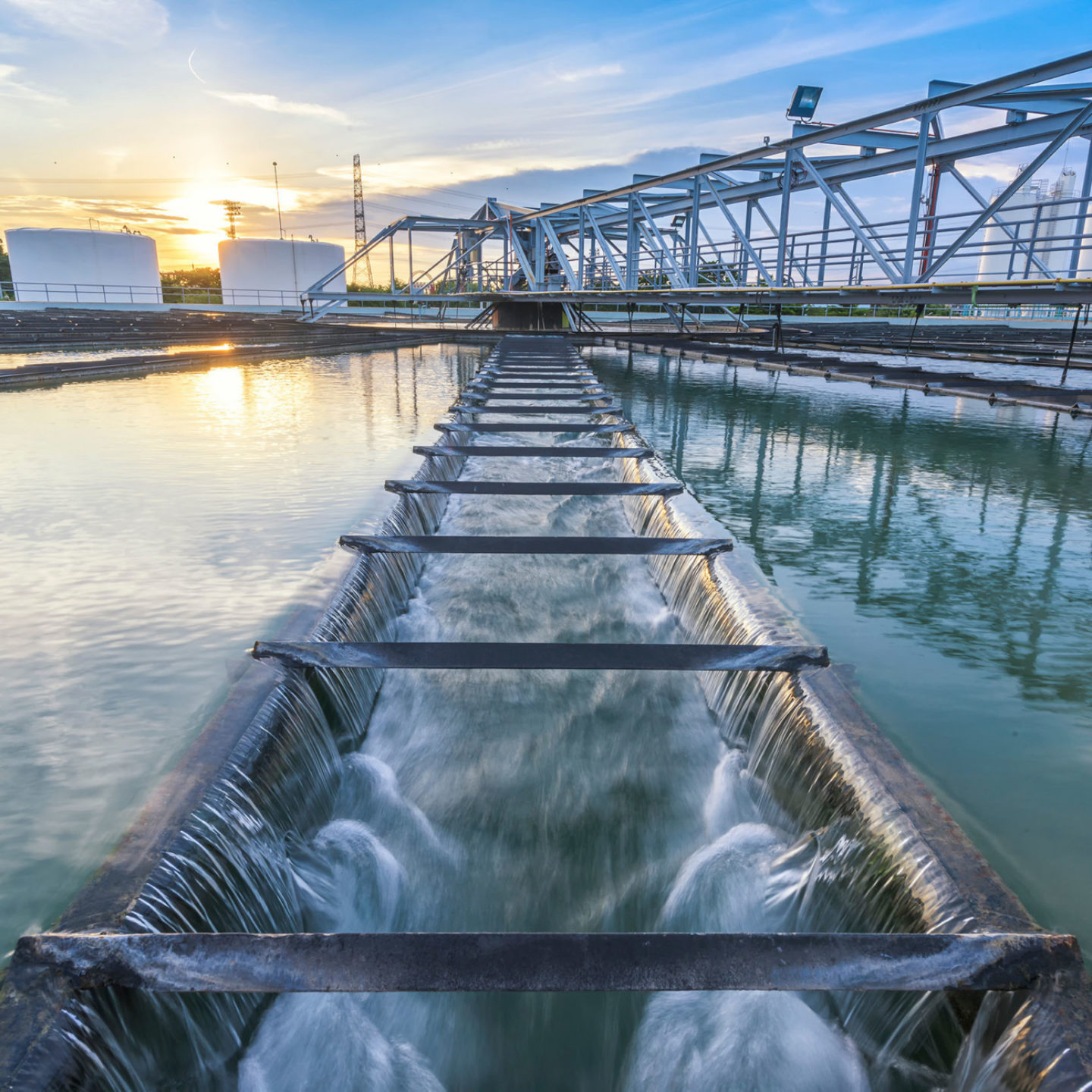 Water Treatment Plant at Sunset – NSF/ANSI/CAN 60 Updates| NSF International