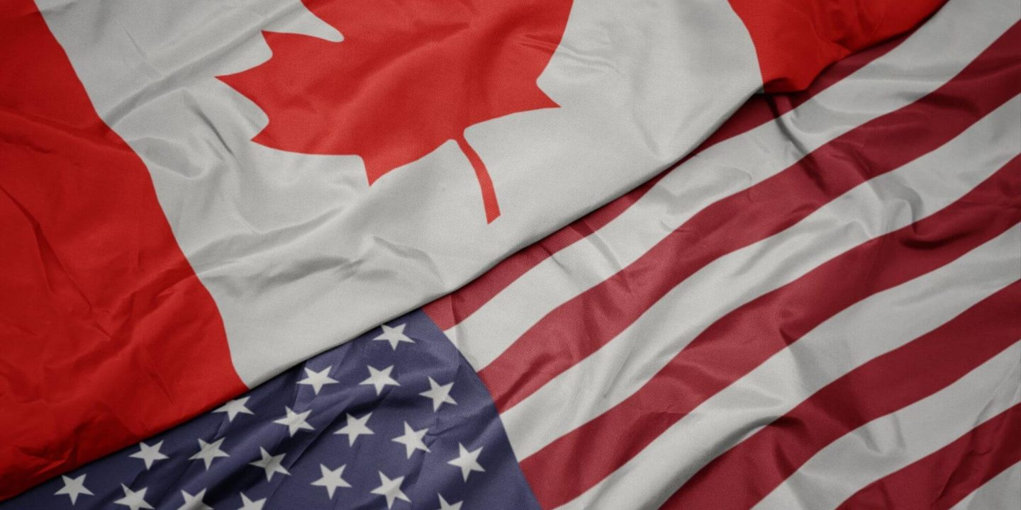 Canada and US Flag - Overview of Electrical Certification in the U.S. and Canada   NSF International