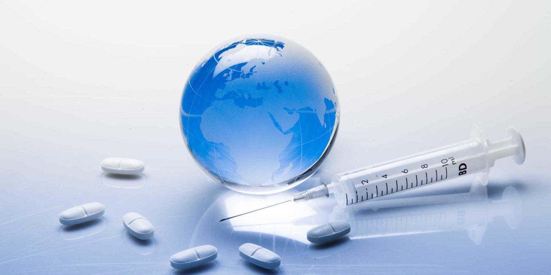 Globe vaccine pills - Martin Lush Reflects on Post-COVID Vaccine Challenges   NSF International