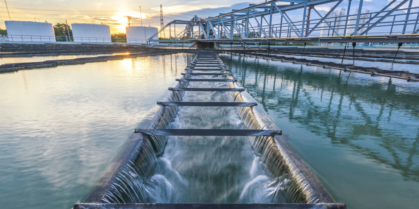Water Treatment Plant at Sunset – NSF/ANSI/CAN 60 Updates  NSF International