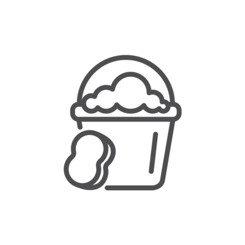 Icon bucket sponge 88533803 786x720