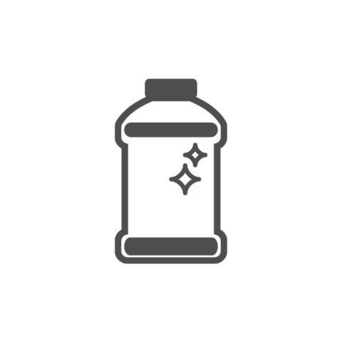 Cleaner bottle icon   NSF International