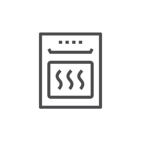 Oven icon | NSF International