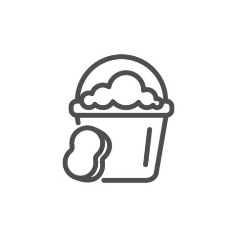Soap bucket icon | NSF International