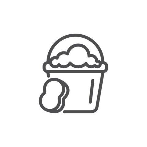 Soap bucket icon   NSF International