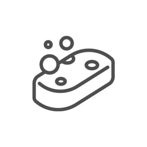 Soap sponge icon | NSF International