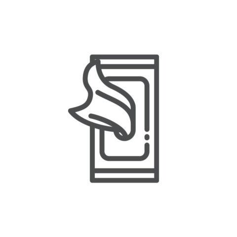 Wipe package icon | NSF International