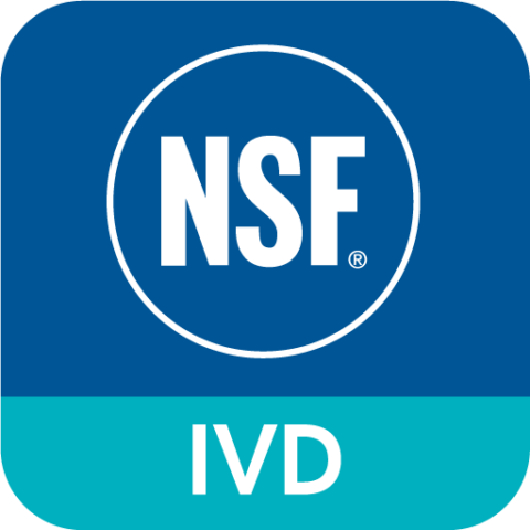 NSF IVD mobile app icon
