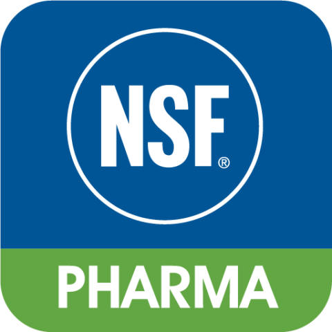 NSF Pharma app icon