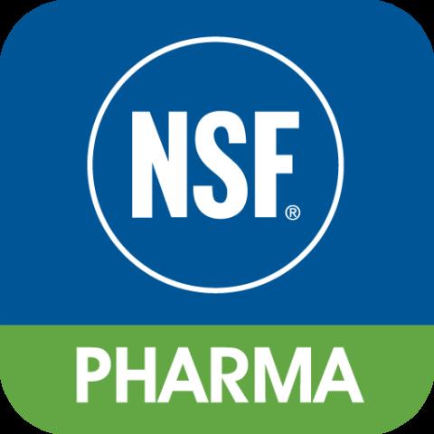 NSF Pharma app icon