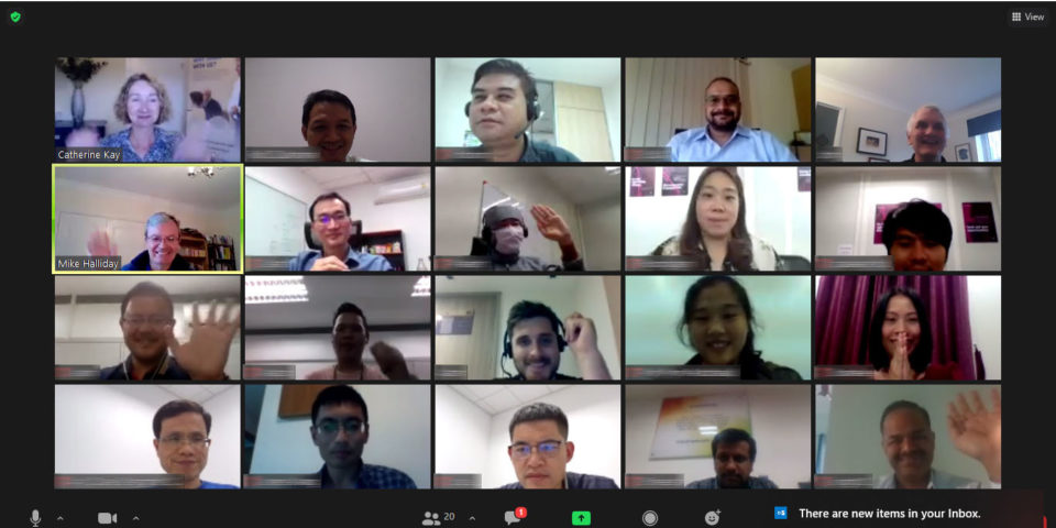Pharmaceutical GMP virtual training