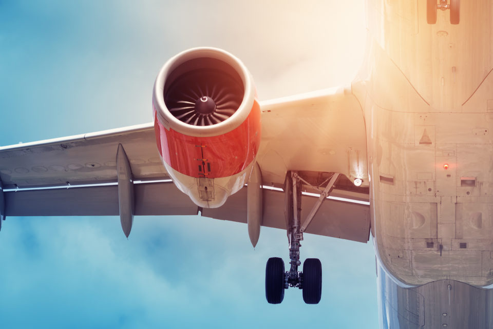 Airplane - Carbon Offsetting and Reduction Scheme for International Aviation (CORSIA) Verification