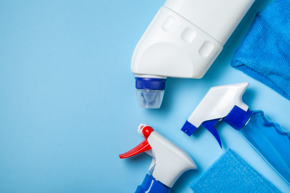 Cleaning products - CleanGredients Data Verification