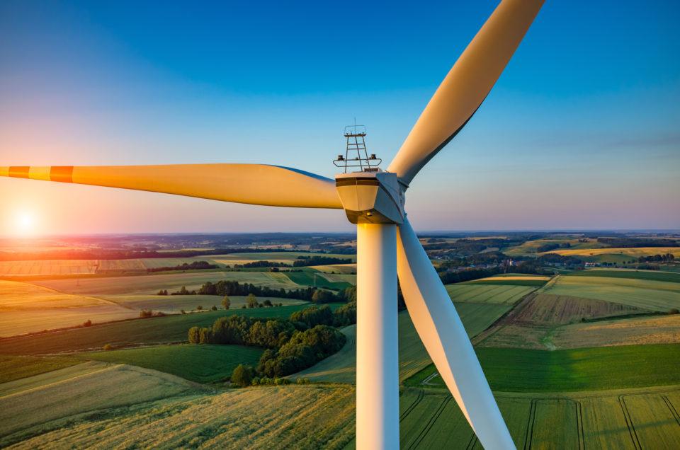 Wind turbine - GHG and Carbon Verification