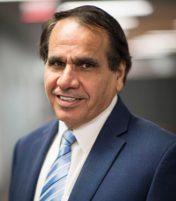 Amarex founder Dr. Kazem Kazempour