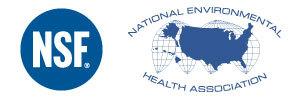 NSF and NEHA Logos