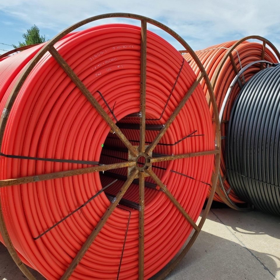 United Poly Systems HDPE Electrical Conduit