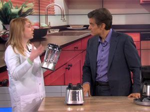 NSF's Lisa Yakas featured on Dr. Oz show