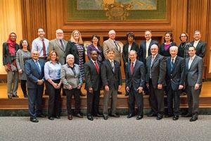 EPA partnership group shot