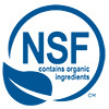 NSF Contains Organic Ingredients