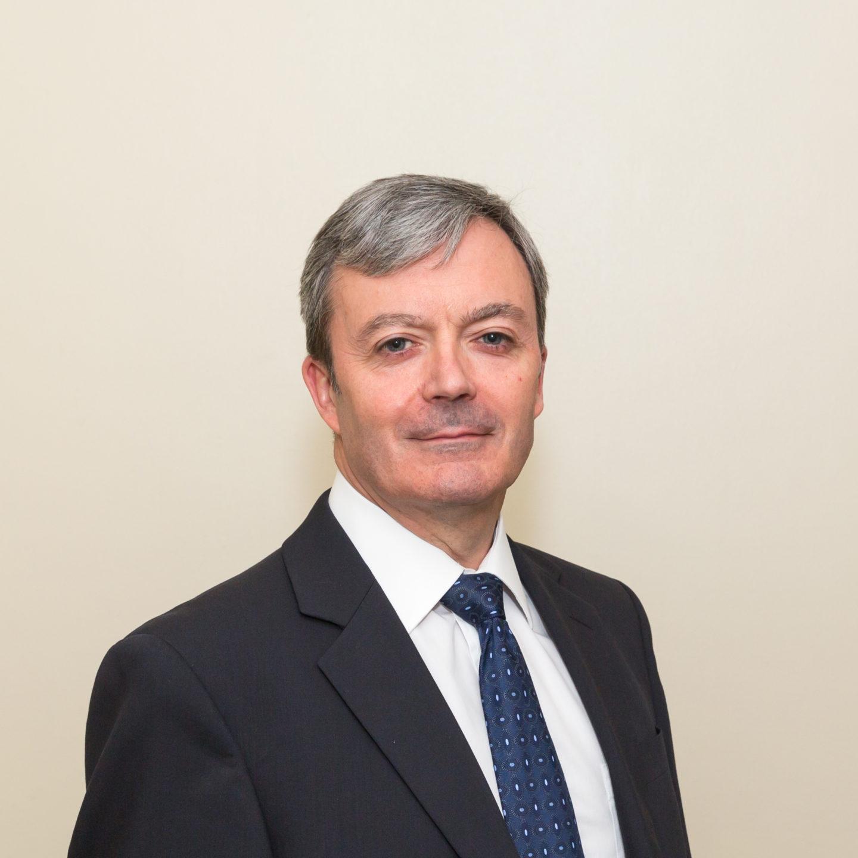 Mike Halliday headshot