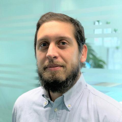 Lorenzo Brioschi Headshot