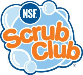 NSF's Scrub Club Logo