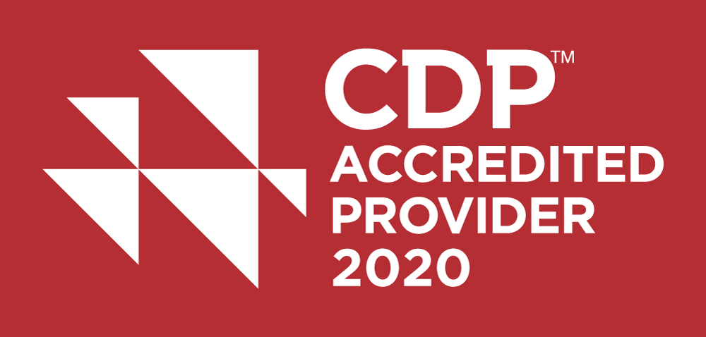 CDP Accredited Provider