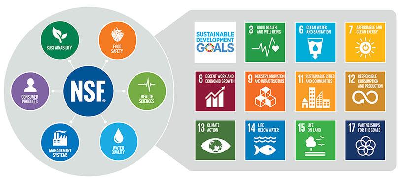 UN Sustainable Development Goals Graphic