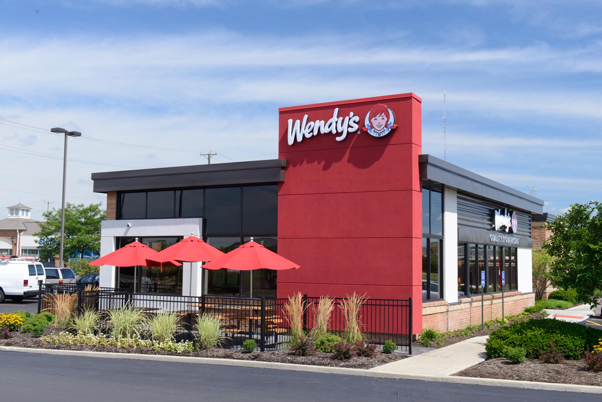 Wendy's Location